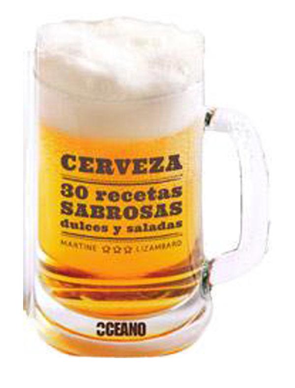 30 recetas cerveza
