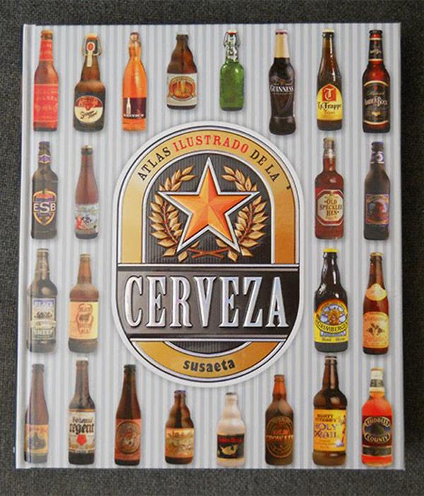 Atlas ilustrado cerveza