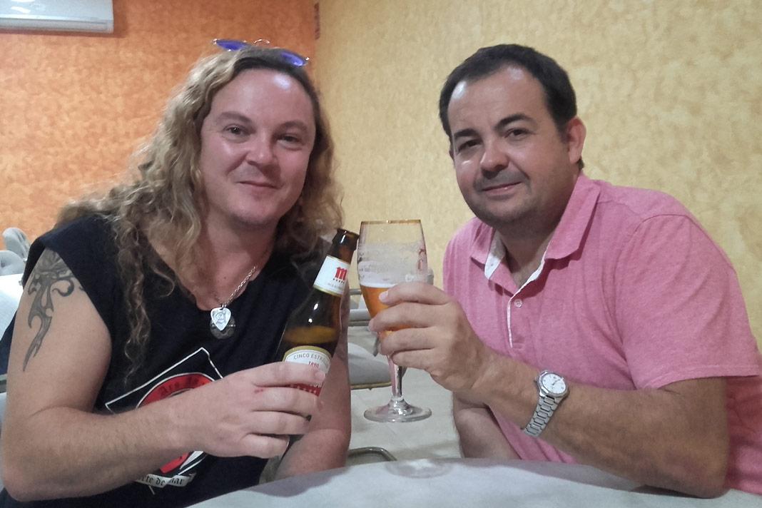 Dani Aller y el Santuario de la Cerveza