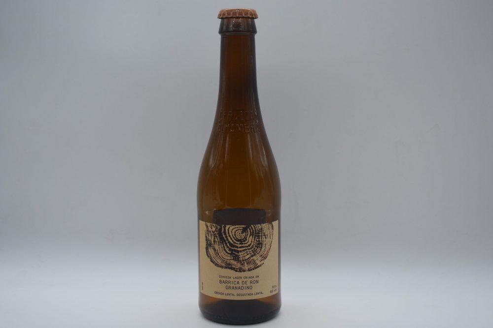 cerveza alhambra de ron granadino
