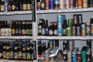 Tienda de cerveza Espuma