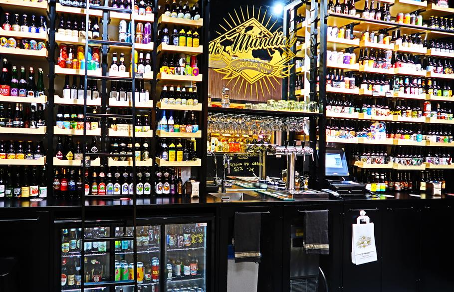 Cervecería La Mundial, Mercado Chamartín