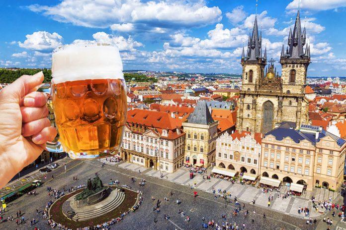 ruta cerveza praga