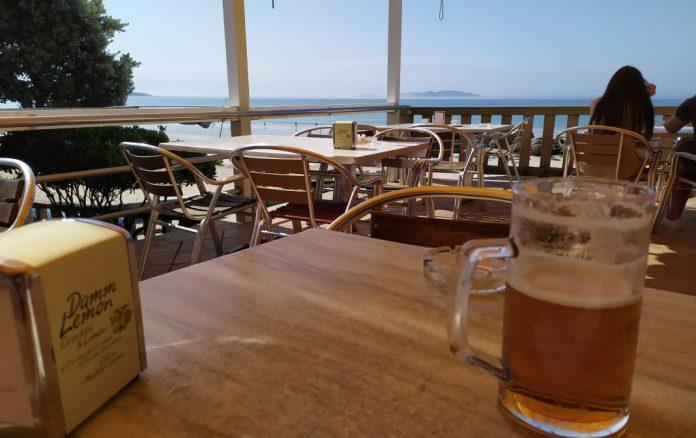 Playa de La Lanzada en O Grove