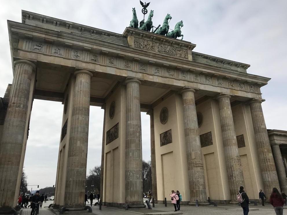 Cervercerías por Berlín