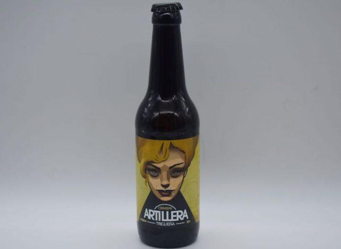 cervezas aragonesas Cerveza artillera Aragón