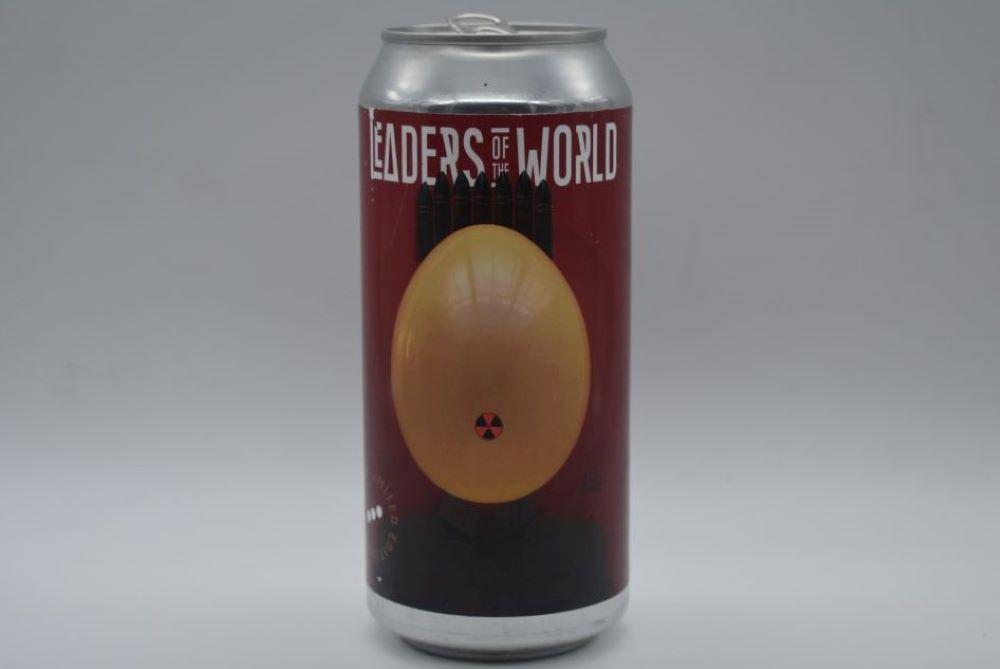 cerveza artesana vasca . Cerveza Kim Jong-un