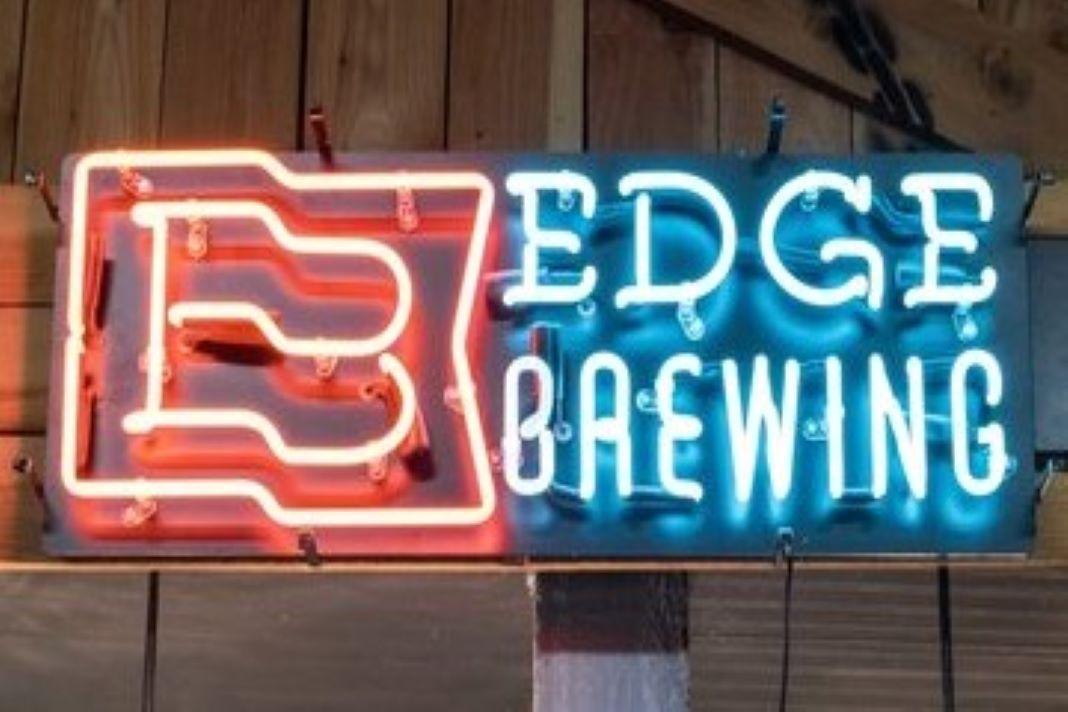 Cervecería de Edge brewing en Barcelona
