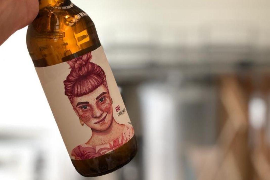 Cerveza 8B Colaboración Boga y Baias