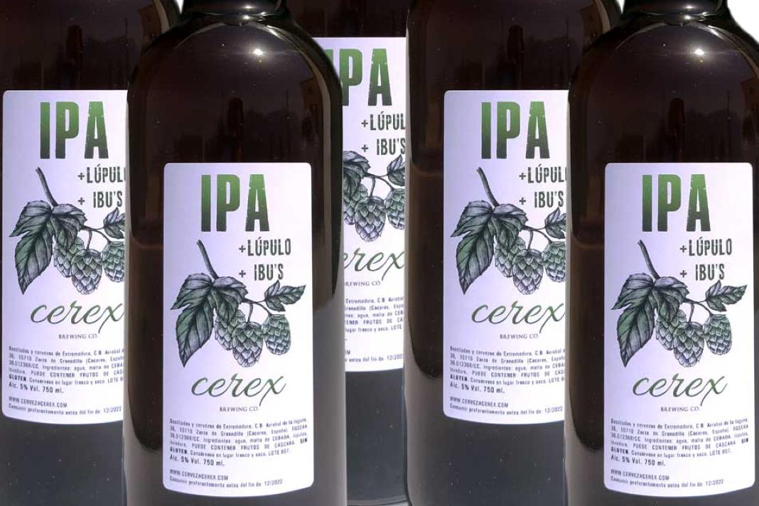 Cerex IPA 75 cl Edición limitada
