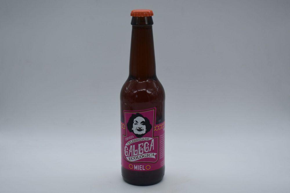 cerveza gallega ecologica con miel