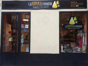Tiendas cervezas Madrid