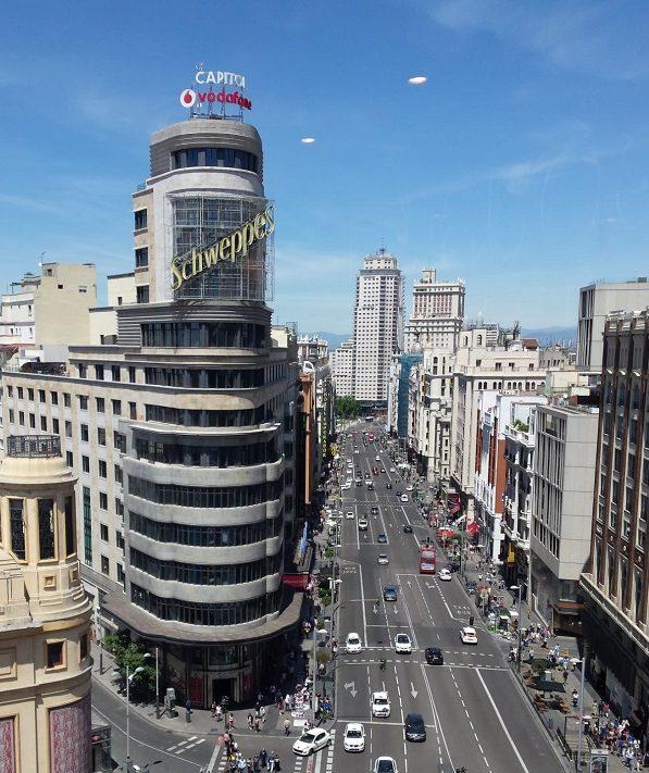 Madrid cervecerías