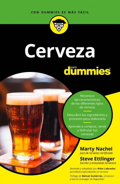 cerveza dummies libro