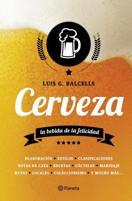 cerveza bebida felicidad libro
