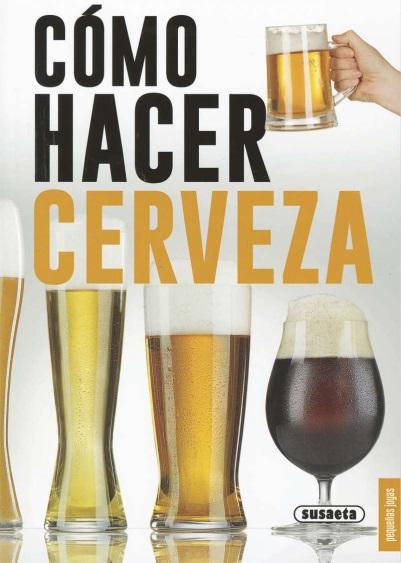 hacer cerveza casera libro