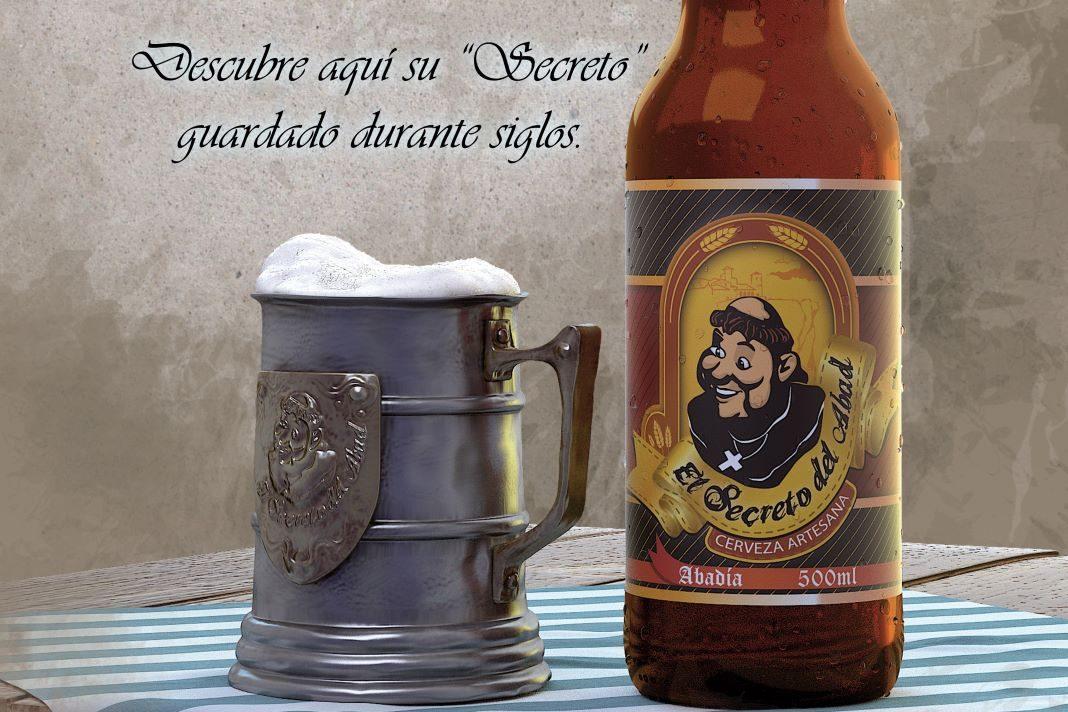 cerveza el secreto del abad
