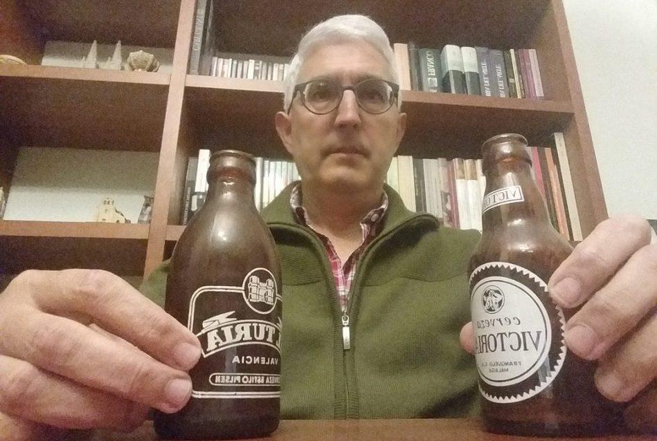 cervezas Javier Calvo colecciónista