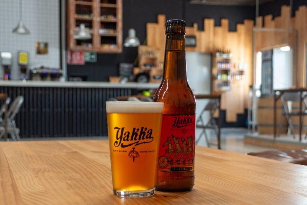 Cerveza yakka