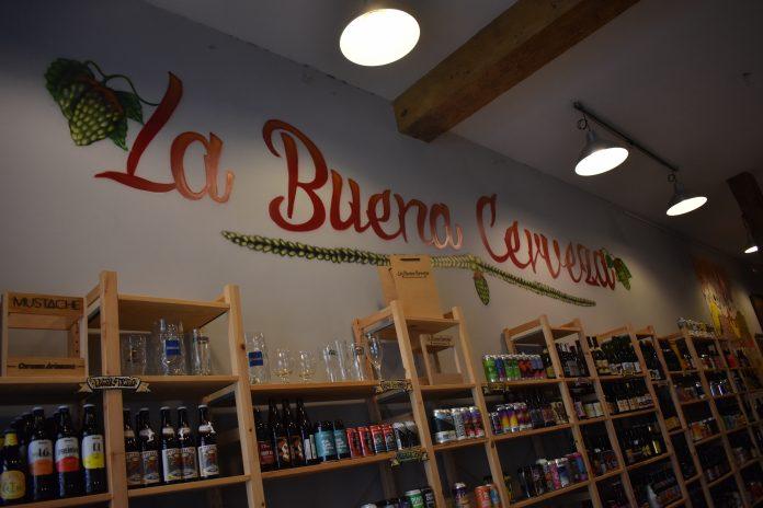tienda cerveza la buena cerveza
