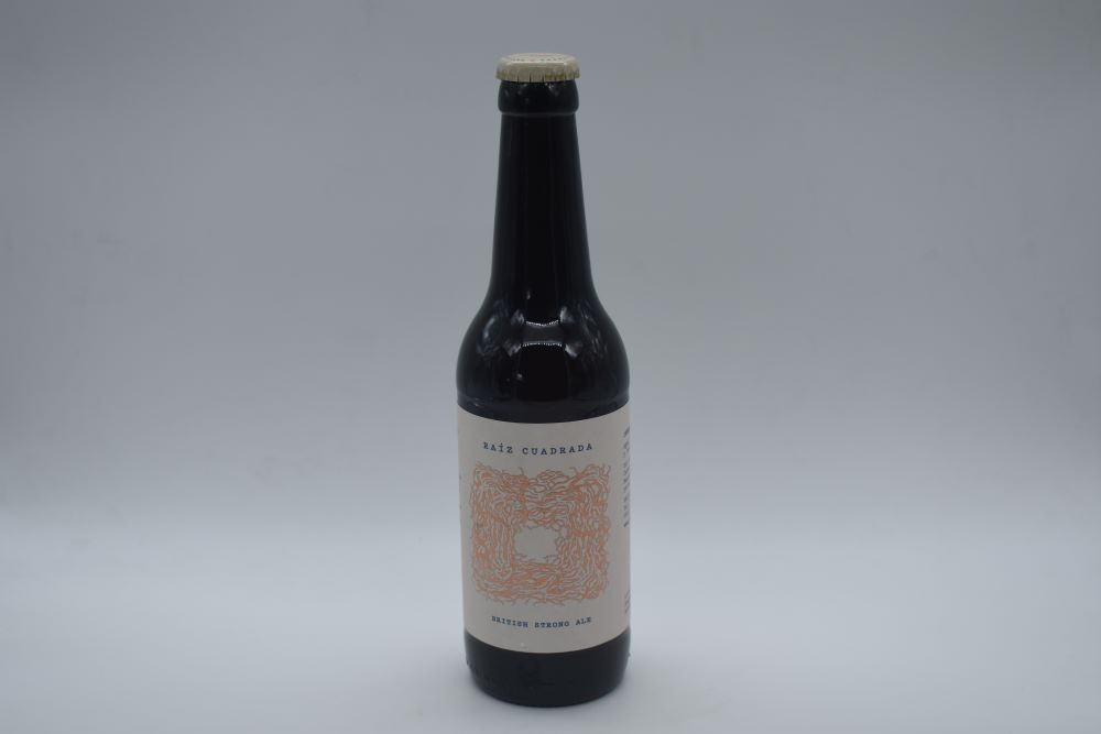 cerveza Raíz cuadrada
