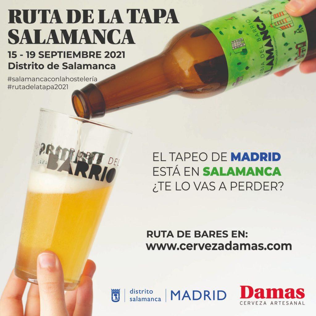 Tapeo Madrid salamanca